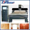 Corte de madera del ranurador y máquina de grabado