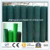 Acoplamiento de alambre soldado cubierto PVC (fabricante)