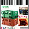 Neuer pp.-Plastikbierflasche-Rahmen