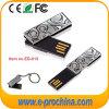 Привод вспышки USB формы закрутки вспышки USB большой емкости (ED013)
