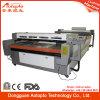 1680 Clothのための自動CNC CO2レーザーEngraving Cutting Machine