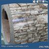 대리석 돌 패턴 Prepainted 건축재료 강철 코일