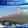 Gaz liquide transportant la tri remorque de LPG Tranker des essieux 58.3