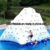Iceberg inflável de alta qualidade para parque aquático / água inflável Parede de escalada