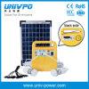 Sistema de iluminación casero solar
