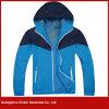 Fournisseur de vestes coupe-vent promotionnel en polyester unisexe (J207)