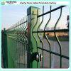 La fábrica proporciona la cerca cubierta polvo del acoplamiento de alambre