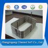 Gewundenes Titangefäß für Wärmetauscher