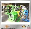 Automatische Motorrad-Gummireifen-Reifen-Gebäude-Maschine für Blasen-Drehung oben