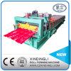 764 metálicos coloridos ladrilhos vidrados máquinas formadoras do Rolo de Aço