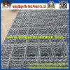 304 Inoxの鋼鉄によってひだを付けられる金網