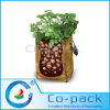 Kartoffel Grow Bags im Garten Planter Growing