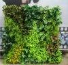 ホーム装飾のための人工的な緑の壁
