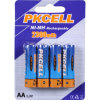 Verbraucher-nachladbare Batterie Ni-MH-AA/AAA/C/D/9V mit der hohen Kapazität