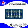 PWB azul elevado Multilayer da placa de circuito de Fr4 Tg Soldermask