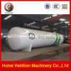 ASME Low Price Africa 120cubic Meters/120m3/50mt GPL Gas Storage Tank