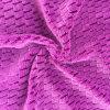 100% полиэстер яркий шелк 14 Жаккард Фланелевая ткань