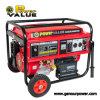 Генератор постоянного магнита генератора 5kw магнита генератора газолина двигателя 15HP Genourpower 190