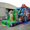 Importation Color Printing À l'intérieur-dehors de Design Slip et d'Inflatable Slide Rental