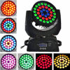 36pcs 12 LED RGBW 4 en 1 Zoom Moving Head Wash lumière