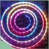 다채로운 LED 지구 유연한 빛
