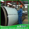 Il freddo butilico di Materilas del rivestimento del gasdotto ha applicato il nastro dell'involucro