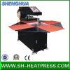 Cuatro estaciones de alta calidad equipos de impresión de transferencia de calor