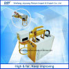 Máquina de fibra óptica de mano de la marca del laser