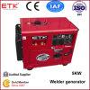 Stille Generator met 160A Geschatte Lassende Stroom (DWG6LN)