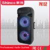 Shinco professioneller heißer Verkaufs-Karaoke-Laufkatze-Lautsprecher