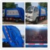 Caminhão de lixo pequeno do compressor novo de Dongfeng 6cbm