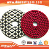 Efficience e Durble elevados Dry/Wet Diamond Polishing Pad