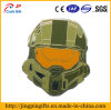 Divisa del Pin del emblema del metal del casco del boxeo con el embalaje exquisito