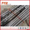 押出機ScrewsおよびBimetallic Cylinder BarrelおよびScrew