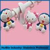 Tubo del cartón de Doraemon de los finales de la decoración de Childre para el sitio de niños