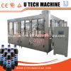 Las botellas de PET de la máquina automática de embotellado de bebidas carbonatadas