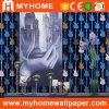 Papier peint moderne coloré pour KTV décoratif (YS-190106)