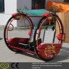2016 Gelukkige Auto van de Schommeling van de Omwenteling van 360 Hoeken de Openlucht, Electric Le Bar Car