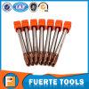 Besonders langes Tungsten Carbide Two Flutes Router Bit für Metal Milling