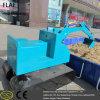Excavatrice électrique de parc d'attractions mini pour l'enfant