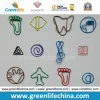 Животное изготовленный на заказ логоса форменный формирует крепежные детали бумажных зажимов хорошие бумажные