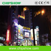 Chipshow P10 de cor total imersão grande outdoor LED de exterior