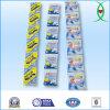 Petite poudre à laver de module de sachet en plastique (15g à 100g)
