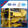 100tph 판매를 위한 무기물 금 회전식 원통의 체 세척 플랜트