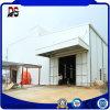 Aço claro da estrutura de Prafab com material de construção