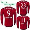 1516 [برنس] طويلة كم كرة قدم قميص