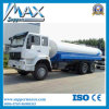 Vente chaude Sinotruk 6X4 camion de l'eau de 10000 litres