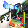 Курс по сделкам на срок F1 Straigh фабрики управляя игрой автомобильной гонки имитатора