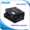 100mへのIR RS232 HDMI TransmitterおよびReceiverのHdbaset Cable RJ45 Fiber Extender