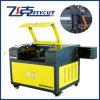 두 배 맨 위 직물 자동 공급 Laser 절단 및 조각 기계